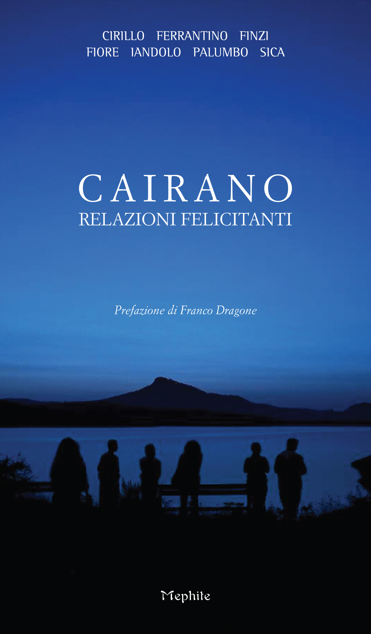 Cairano relazioni felicitanti copertina libro